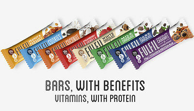 Fulfil Protein Bars All Flavours Available