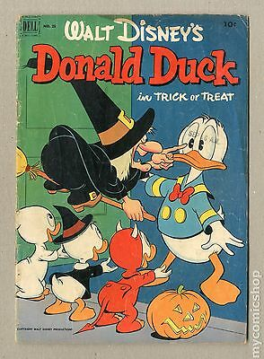 Donald Duck (1940 Dell/Gold Key/Gladstone) #26 FR/GD 1.5