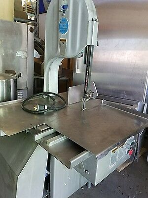 Biro 3334 Vertical Meat Band Saw Commercial Buthcher Supply