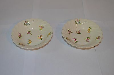 2 Vintage Small Bon Bon Dishes Royal Staffordshire Ceramics By Clarice Cli