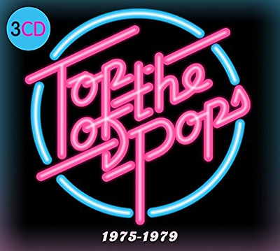 Various Artists-Top Of The Pops 1975 - 1979  (UK IMPORT)  CD NEW