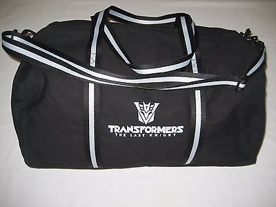 New Transformers The Last Knight 2017 CinemaCon Promo LEEDS Weekender Duffel Bag