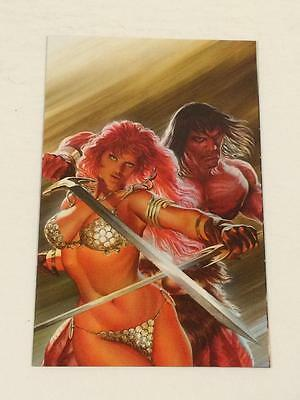 Red Sonja/Conan #1 Alex Ross Virgin variant VF Dark Horse Comics