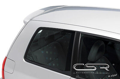 Rear tailgate roof Spoiler wing trunk for  VW Lupo 6X Seat Arosa