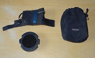 Rogue 3-in-1 Flash Stacking Grid Stacking Honeycomb Grid System with Pouch
