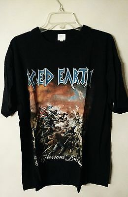 iced earth shirt