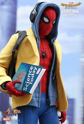 Hot Toys MMS426 Spider Man Homecoming Spider-Man Deluxe Version 1/6 Figure