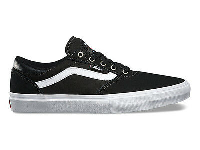 Vans Shoes Gilbert Crockett Pro Black/White/Red Size 7