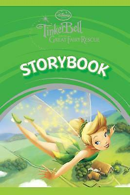 TINKERBELL Disney Book and CD by Parragon / Brand New & Sealed / Read to me