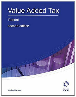 Value Added Tax Tutorial (AAT Accounting - Level 3 Diploma in Accounting), Fardo