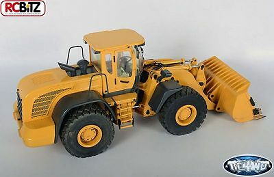 1/14 Scale Earth Mover 870K Hydraulic Wheel Front Loader VV-JD00013 Assembled