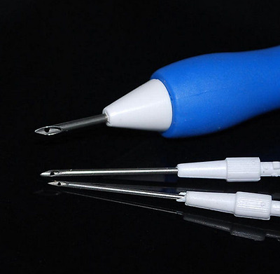 3 Sized Stitching Punch Needle Punching Punch Needle Tool Kit For Embroidery&DIY