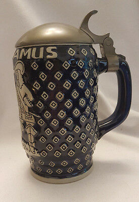 Beautiful German Beer Stein by Reinh Merkelbach Grenzhausen