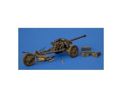 1/72 ATTACK Resin Kit RE 72330 German 5m PaK 38 & Ammunition Set in OVP! rar !