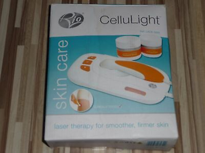 Rio CelluLight Skin Care For Smoother, Firmer Skin