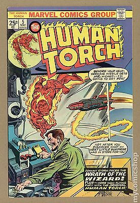 Human Torch (1974 1st Series) #5 FN 6.0