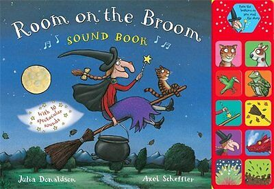 Room on the Broom Sound Book by Donaldson, Julia | Hardcover Book | 978023076624
