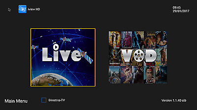 UK & Europe IPTV 3 Day Test  Android Firestick ZGemma Sports Movie 3pm iviewHD