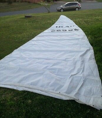 Sails - Mainsails in various sizes, as new condition