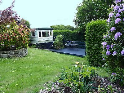Holiday static caravan to let ,1 mile from Barmouth (5th - 12th August 17)
