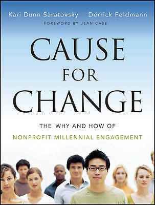 Cause for Change, Kari Dunn Saratovsky