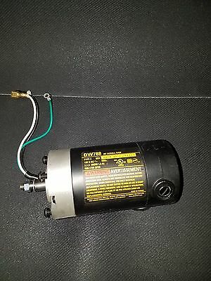 DeWalt Replacement Motor for a DW788 Scroll Saw(Type 1 & 2),NEW part# 286306-00