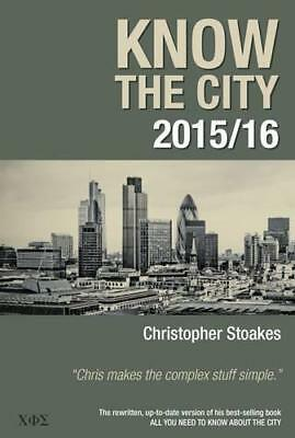 Know the City 2015/16 by Stoakes, Christopher | Paperback Book | 9780957494657 |