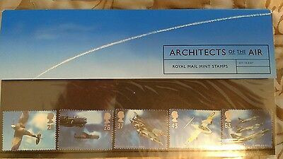 1997-- Architects Of The Air --Royal Mint