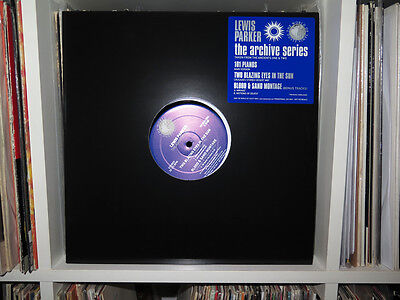 Lewis Parker - 101 Pianos (The Archive Series EP) MINT COPY!!! VINYL