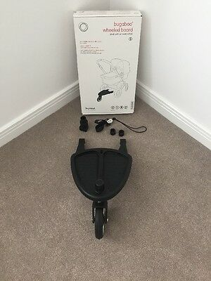 Bugaboo Wheeled Board Buggy Board Great Condition Boxed