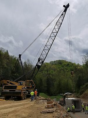 1993 American 7150 125 Ton Truck Crane - Certified, Just Came off Project