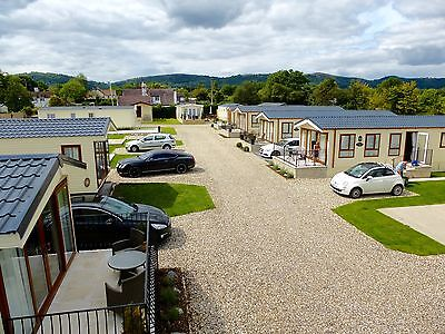 New static caravans/holiday homes for sale,sited nr Malvern Worcestershire