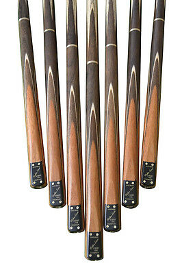 """New 58.5"""" Handmade 3/4 Snooker Cue With Ash Shaft"""