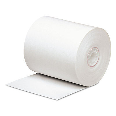 """Direct Thermal Printing Thermal Paper Rolls, 3 1/4"""" X 290 Ft., White, 50/carton-"""