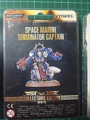 Space Marine Terminator Captain