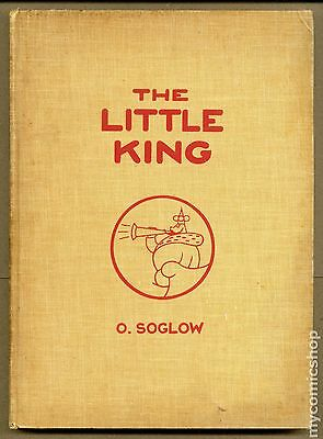 Little King HC (1933) #0N VG 4.0