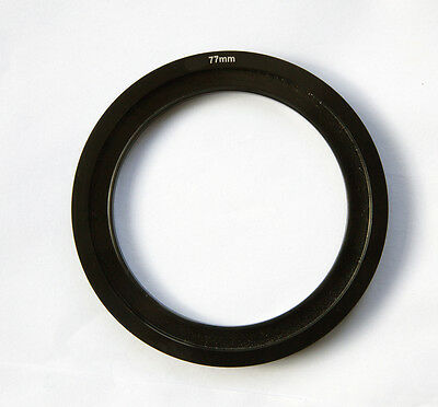 New high Quality 77mm Wide Angle Adaptor Ring for Lee 100mm  filter system