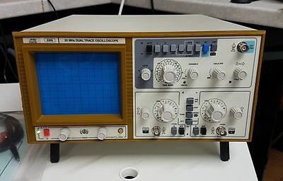 Boxed - Dual Trace Oscilloscope With Probes- Rrp £455