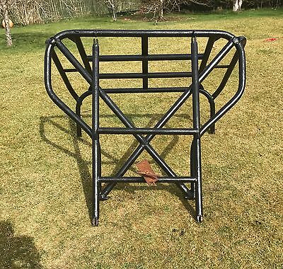 land rover lightweight roll cage
