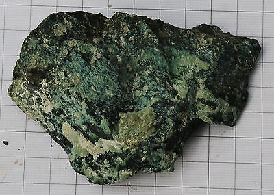 NATURAL BLUE/GREEN SPECIMEN OF SERPENTINE FROM THE SCOTTISH HIGHLANDS (112 g)