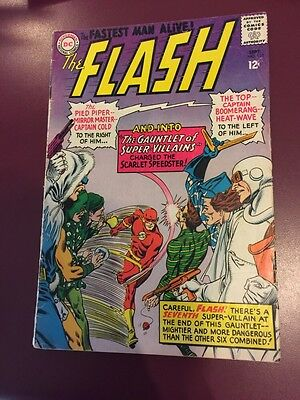 THE FLASH 155 1st ROGUES GALLERY SEE PICS