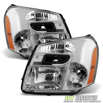 2005-2009 Chevy Equinox Headlights Headlamps Light Replacement Left +Right 05-09