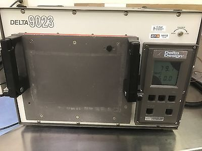 Delta Design Environmental Chamber 9023 with 9010 controller, refurbished