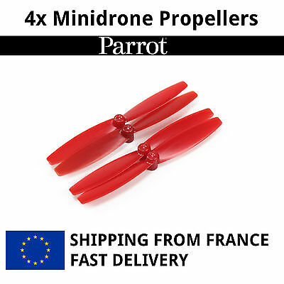 4x Propellers for Parrot Rolling Spider, Airborne,Hydrofoil, Mambo or Swing