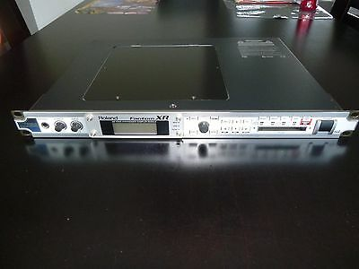 ROLAND FANTOM XR SAMPLE TOOLS EXP include very good condition