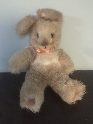 STEIFF Vintage.Antique Ango the Rabbit Stuffed Animal 3135/45 Made in Germany