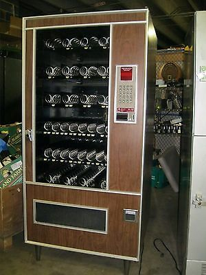 Snack Candy Vending Machine Dual Coils Lektrovend B32