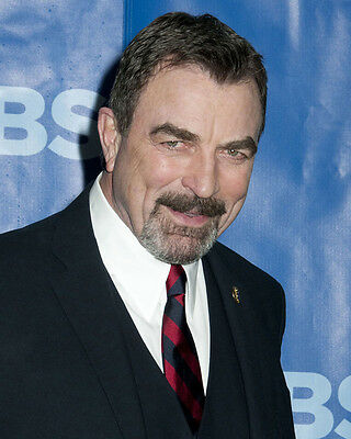 Tom Selleck Movie Tv Actor 1 Glossy Lab Printed Color Photo 8x10 Picture #207