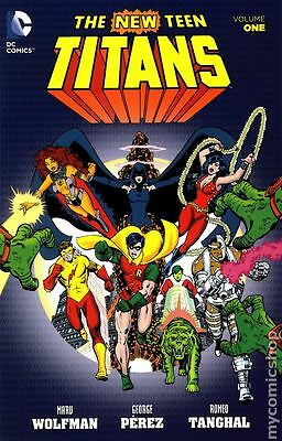 New Teen Titans TPB (2014- DC) By Marv Wolfman and George Perez #1-1ST NM