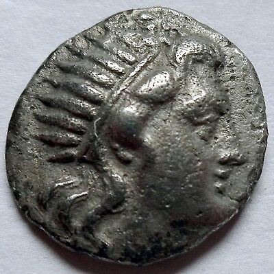 Rhodos - Drachm - Greek Coin 167-88Bc